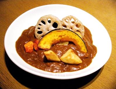 『Tokyo Roux(トーキョールー)』の野菜カレー