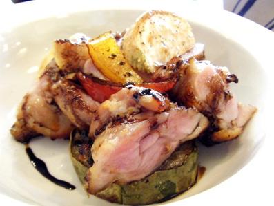 『Re-gendo(りげんどう)』の鶏肉の塩麹焼き