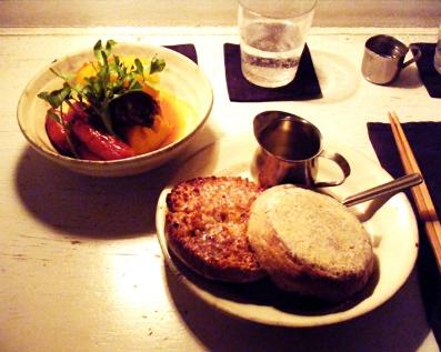 『CICOUTE CAFE(チクテカフェ)』のラタトゥイユ