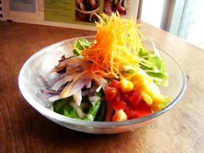 『ogawa cafe(オガワカフェ)』の鶏と茄子のあんかけ冷やむぎ
