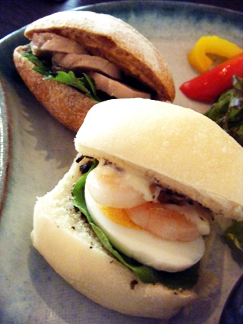 『leaven(レヴン)』のサンドイッチ