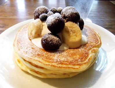 『IVY PLACE(アイヴィー プレイス)』のパンケーキ