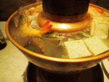 酸菜白肉火鍋1