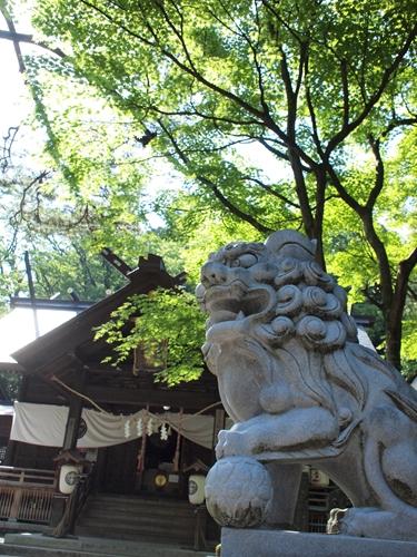 春日山神社2