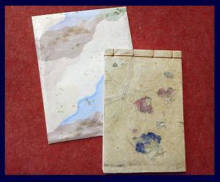 和紙ノート