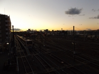 三鷹跨線橋20141205_2