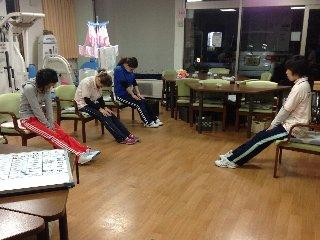 リズム体操研修3s