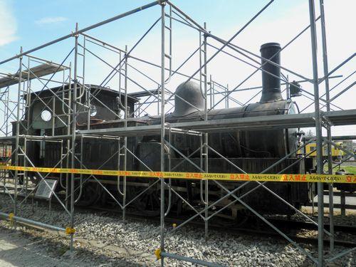 西武鉄道5号蒸気機関車(2012年5月13日・保谷)