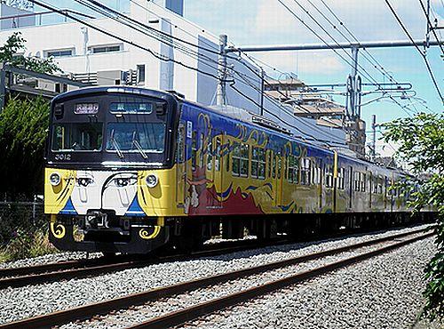 西武3011F・武蔵丘行臨時列車(2012年6月10日)・2