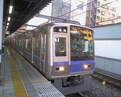メトロ~西武直通・練馬高野台行(2009年1月16日)・1