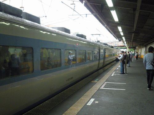 千マリ183系31編成団体臨時列車(新秋津・2012年6月17日)
