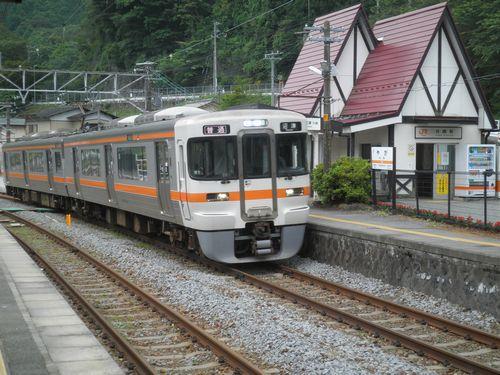 御殿場線谷峨駅(2012年6月24日)