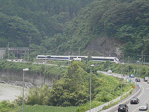 371系「さわやかウォーキングごてんばライナー」(2012年6月24日・谷峨)2