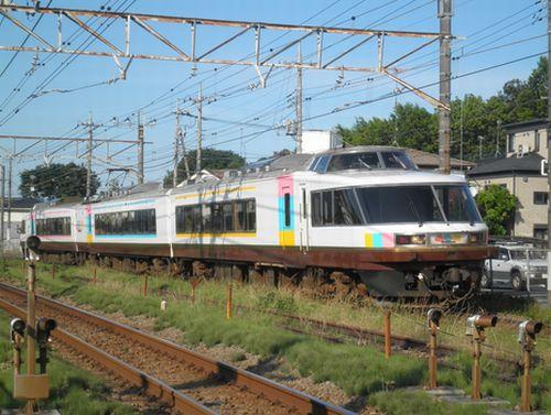 新ニイ485系「NO.DO.KA」(2012年6月26日・豊田)1