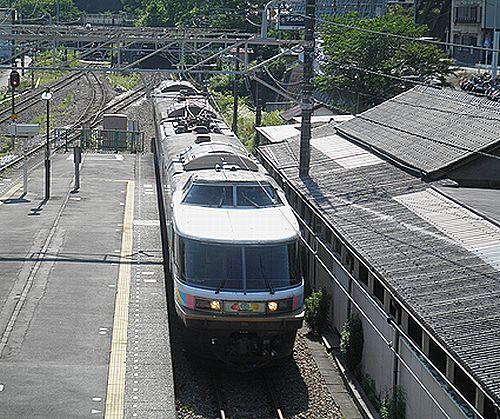 新ニイ485系「NO.DO.KA」(2012年6月26日・四方津)