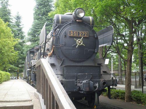 D51 272(世田谷区立世田谷公園・2012年6月5日)1