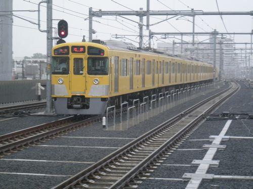 西武池袋線石神井公園駅(2012年7月3日)3