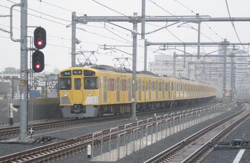 西武池袋線石神井公園駅(2012年7月3日)5