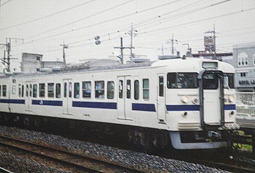 クハ401-63(2005年6月27日・藤代)