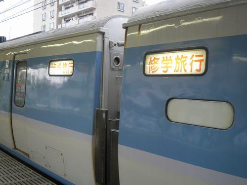 183系千マリ31編成修学旅行臨(2012年7月7日・土呂)2