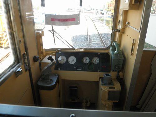 営団地下鉄3000系保存車(2010年11月28日・綾瀬工場)3