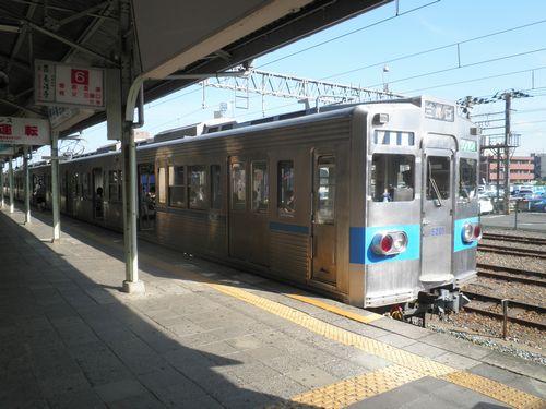 秩父鉄道5000系(2012年8月3日・熊谷)