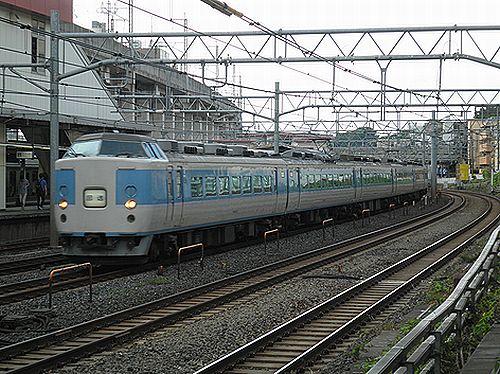 千マリ183系32編成(2012年8月4日・東十条)