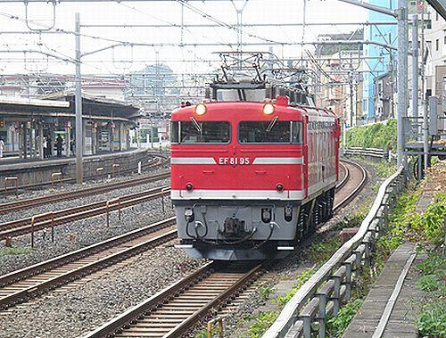 EF81 95[田](2012年8月5日・東十条)