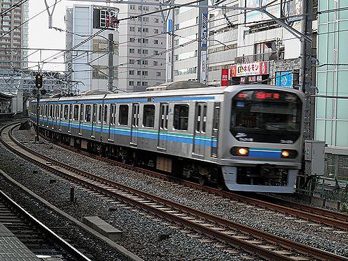 東京臨海高速鉄道70-000形(2012年8月5日・五反田)