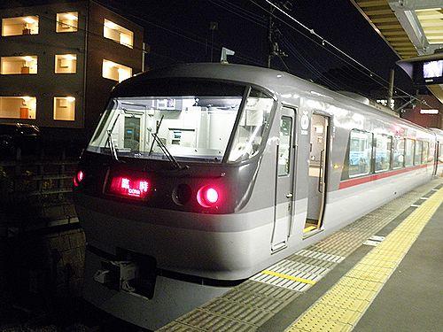 西武拝島線臨時特急(2012年8月30日)4