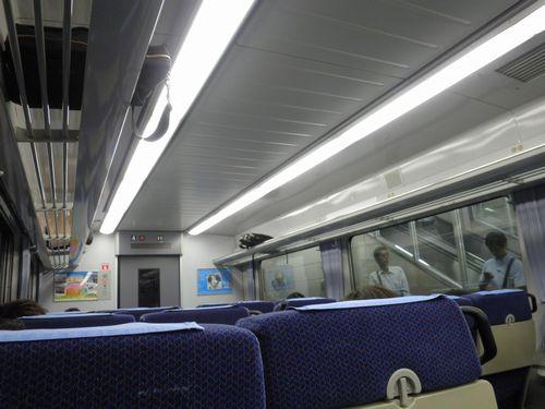 西武拝島線臨時特急(2012年8月30日)3