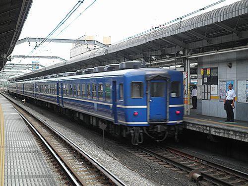 EF65 501[高]+高タカ12系(9743列車・2012年9月1日・赤羽駅)2