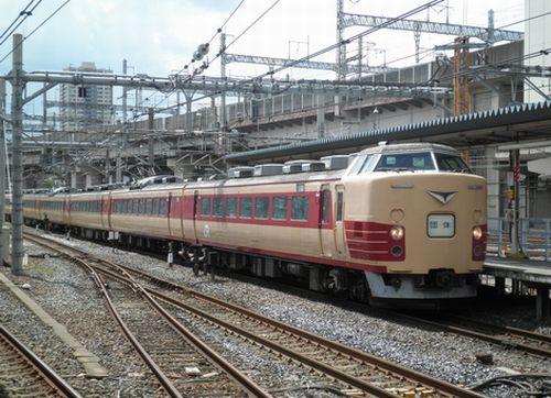 宮オオ183系OM103編成(2012年9月1日・大宮駅)