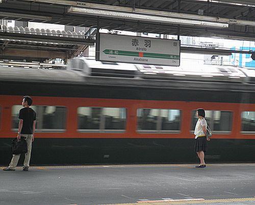 2012年9月1日・赤羽駅