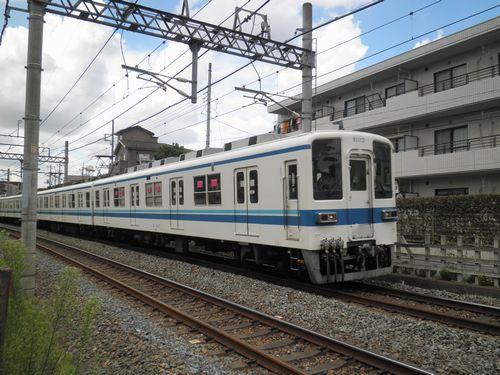 東武8000系81113F(2012年9月1日・北大宮~大宮公園間)1