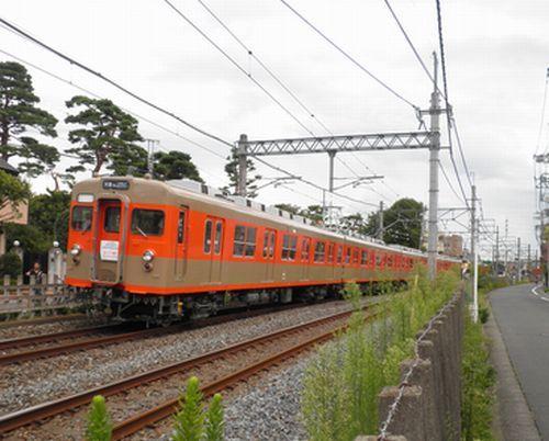 東武8111F「東京スカイツリー開業100日」記念列車(2012年9月1日・北大宮~大宮公園間)2