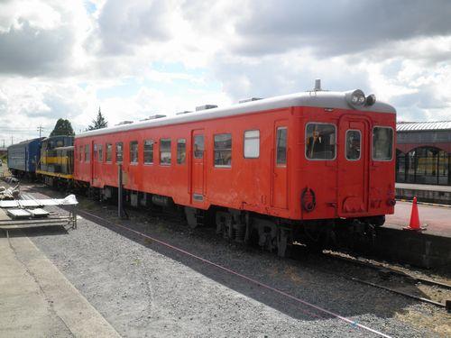 キハ20 247(真岡鐵道真岡駅・2012年9月1日)