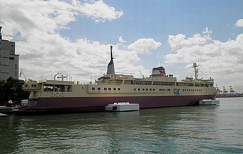 旧・青函連絡船「羊蹄丸」(東京・船の科学館・2011年9月6日)2