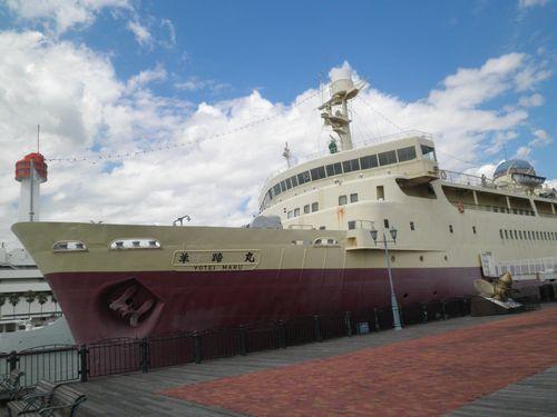 旧・青函連絡船「羊蹄丸」(東京・船の科学館・2011年9月6日)1