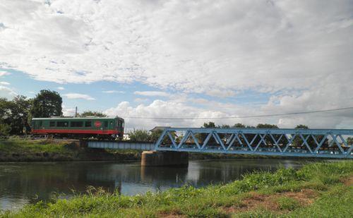 真岡鐵道・五行川橋梁(2012年9月1日)4