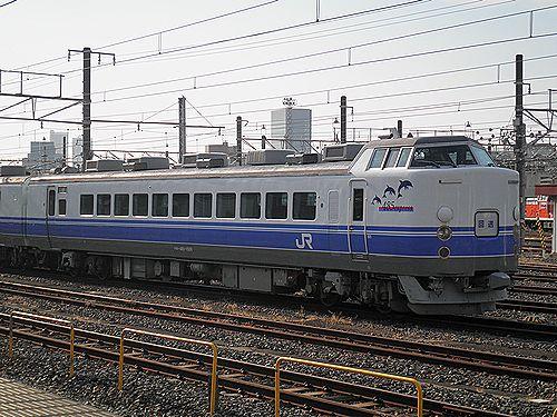 クロハ481-1501(水カツ)(2012年9月30日・尾久)