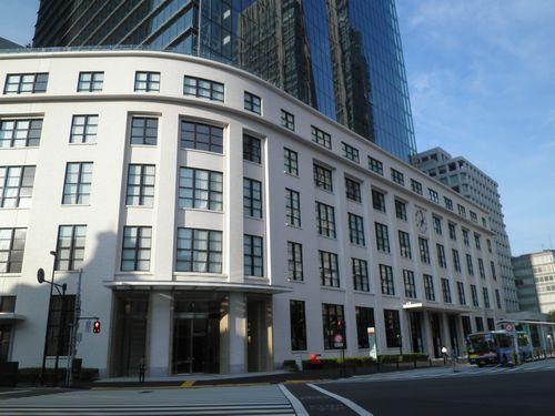 東京中央郵便局(JPタワー)(2012年9月30日)