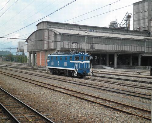 秩父鉄道・武州原谷駅(貨物専用・2012年9月30日)3
