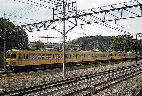 西武鉄道271F+285F(2012年9月30日・横瀬)