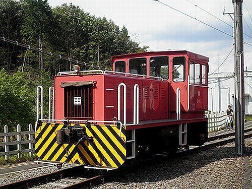 西武鉄道D16(2012年9月30日・横瀬車両基地)