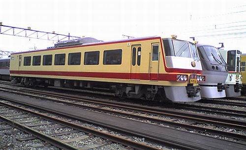 西武鉄道クハ5503(2009年10月4日・横瀬車両基地)