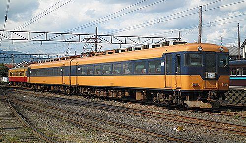 大井川鐵道16000系(2012年10月7日・新金谷駅)