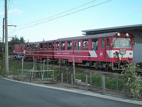 大井川鐵道新金谷駅構外側線体験乗車(2012年10月7日)3