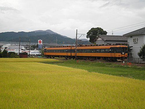 大井川鐵道16000系(2012年10月7日・五和~神尾間)