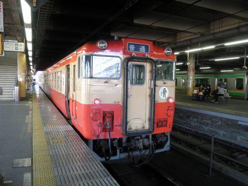 キハ40 1003(宮ミヤ)(2012年10月8日・宇都宮)